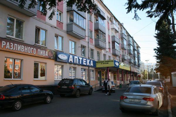 Офисный центр на ул. Красноармейская, 31