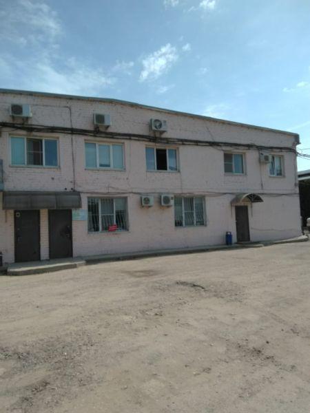Офисно-складской комплекс на ул. Жигулёвская, 14