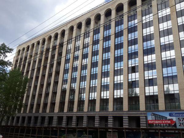 Офисно-гостиничный комплекс на ул. Карла Маркса, 177