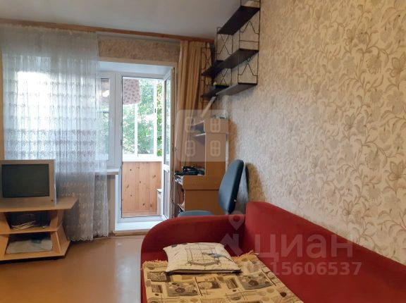 Продается однокомнатная квартира за 1 750 000 рублей. г Калуга, ул Никитина.