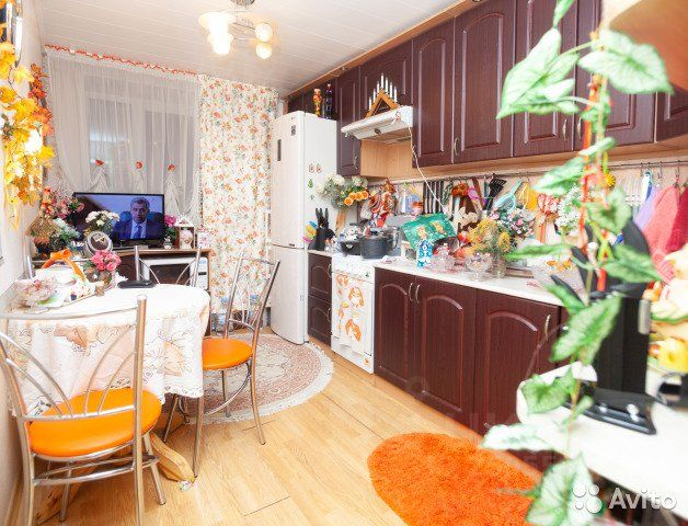 Продается трехкомнатная квартира за 3 260 000 рублей. г Петрозаводск, р-н Первомайский, ул Ведлозерская, д 18Б.