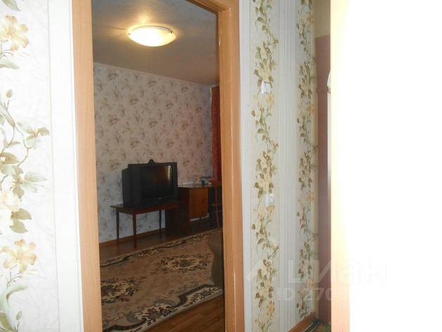 Продается однокомнатная квартира за 1 280 000 рублей. г Тамбов, ул Карла Маркса, д 258В.