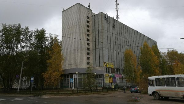 Офисное здание на ул. Борисова, 10