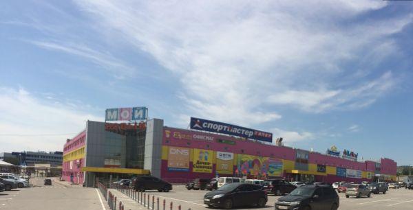 Торговый центр Мой новый