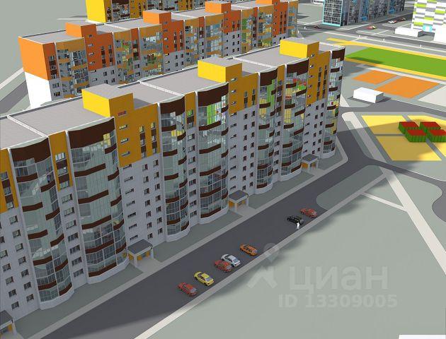 Продается однокомнатная квартира за 1 690 000 рублей. г Барнаул, Северный Власихинский проезд, д 110.