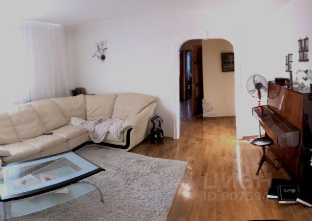 Продается четырехкомнатная квартира за 6 600 000 рублей. г Тула, проезд 2-й Металлургов, д 5Б.