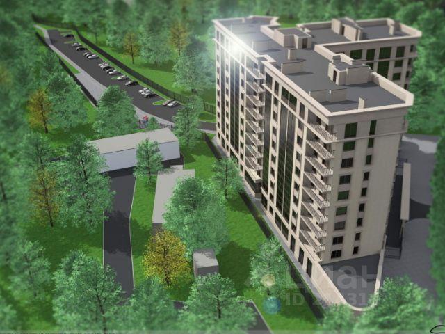 Продается однокомнатная квартира за 1 961 500 рублей. г Калининград, ул Ю.Гагарина, д 79.