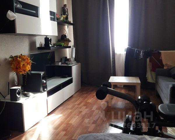 Продается однокомнатная квартира за 1 630 000 рублей. г Курск, пр-кт Анатолия Дериглазова, д 9А.