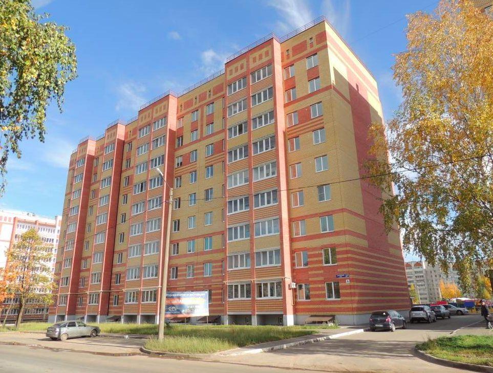 жилой комплекс ул. Фестивальная, поз. 39