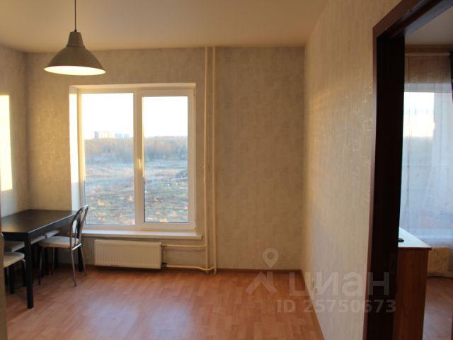 Продается однокомнатная квартира за 2 700 000 рублей. г Санкт-Петербург, поселок Шушары, Московское шоссе, д 288.