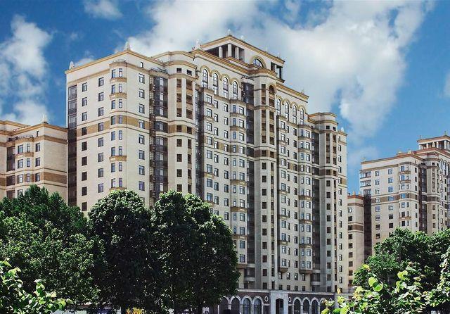 Продается двухкомнатная квартира за 40 000 000 рублей. г Москва, Ломоносовский пр-кт, д 29 к 3.