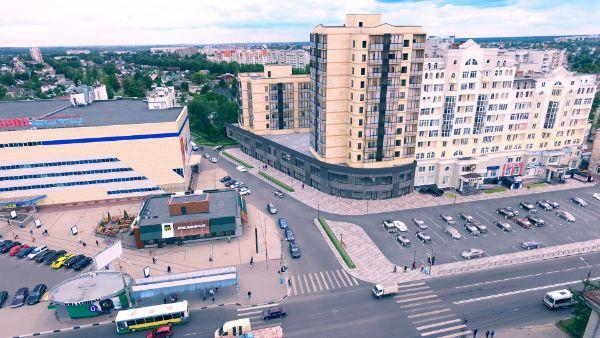 1-я Фотография ЖК «NEXT на Куйбышева (Некст на Куйбышева)»