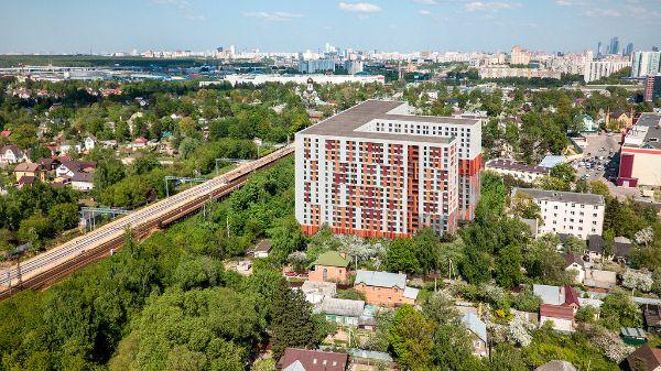 10-я Фотография ЖК «Апарт комплекс М1 Сколково»