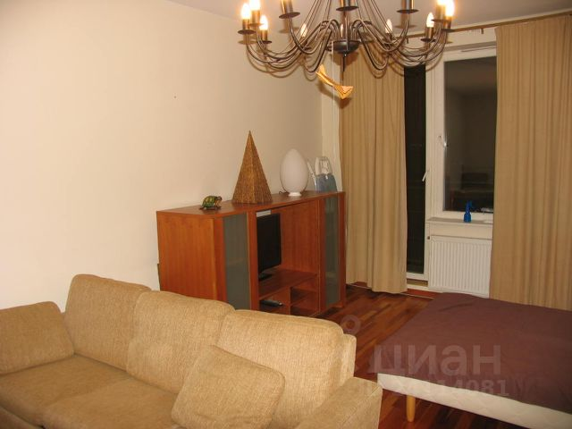 Продается однокомнатная квартира за 7 900 000 рублей. г Санкт-Петербург, ул Беринга, д 1.