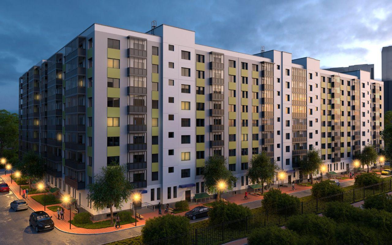 продажа квартир Невские панорамы