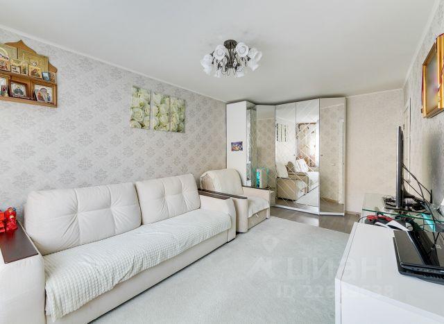 Продается двухкомнатная квартира за 2 899 000 рублей. Московская обл, г Электросталь, ул 8 Марта, д 43А.