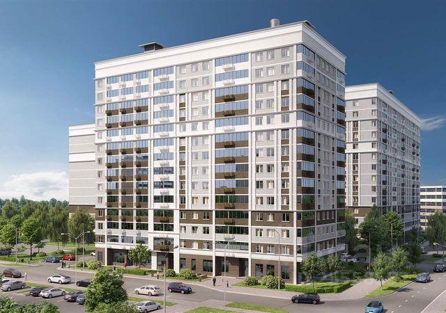 Продается однокомнатная квартира за 3 275 649 рублей. г Москва, поселение Первомайское, поселок Первомайское, к Б стр 2.